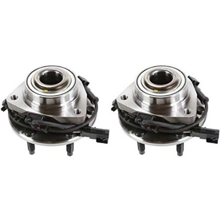 Auto Shack HB613190PR Front Wheel Hub Assembly Pair